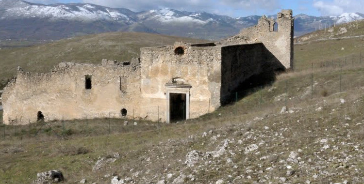 Convento Santa Maria dell'Aspro