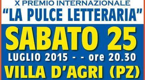 """Decima edizione Premio """"La Pulce Letteraria"""""""