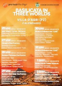 Locandina ThreeWorLds